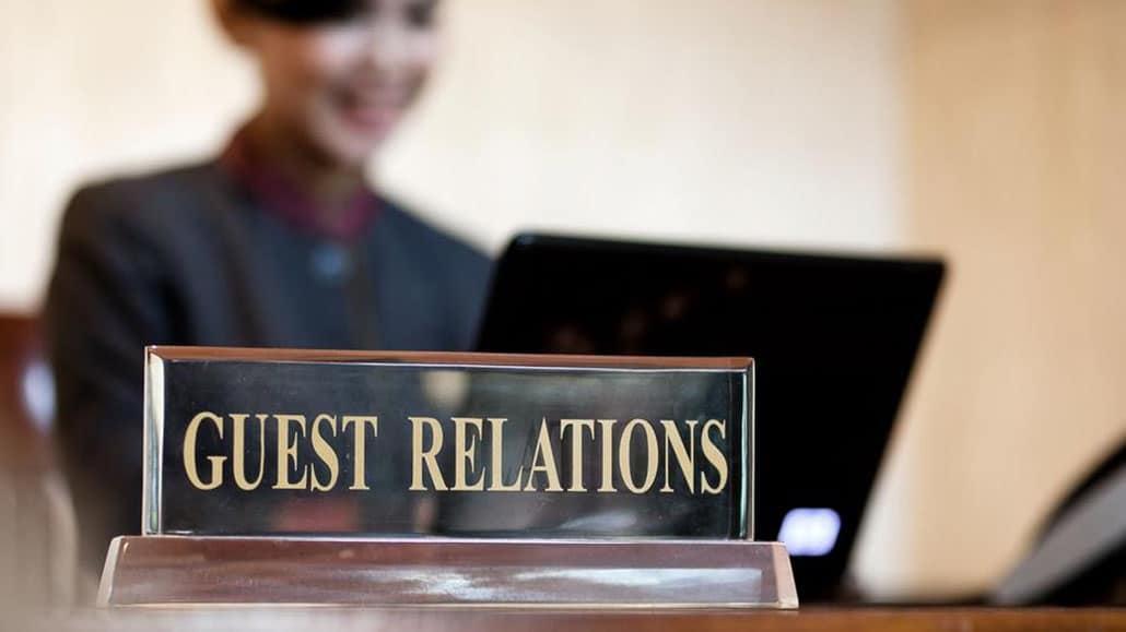 Guest Relation Officer là gì?
