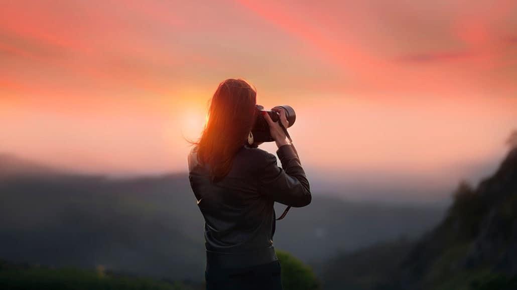 Chọn nhiếp ảnh gia