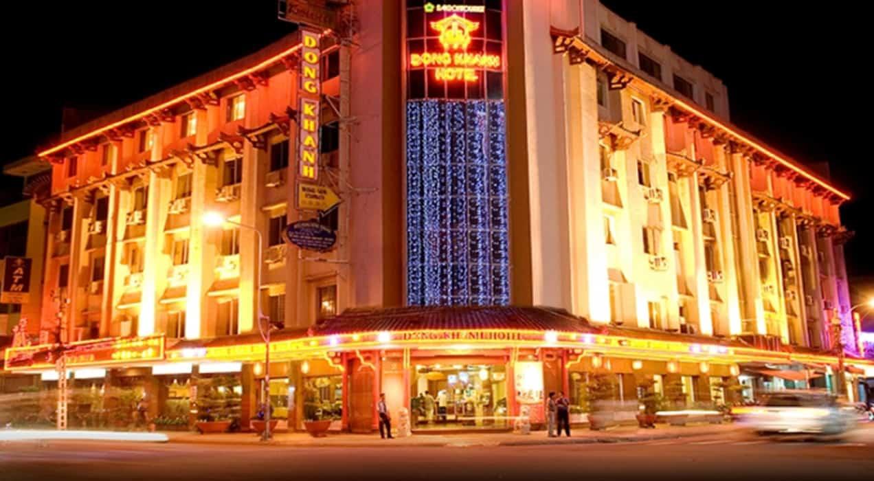 Khách sạn Đồng Khánh lúc bình thường.