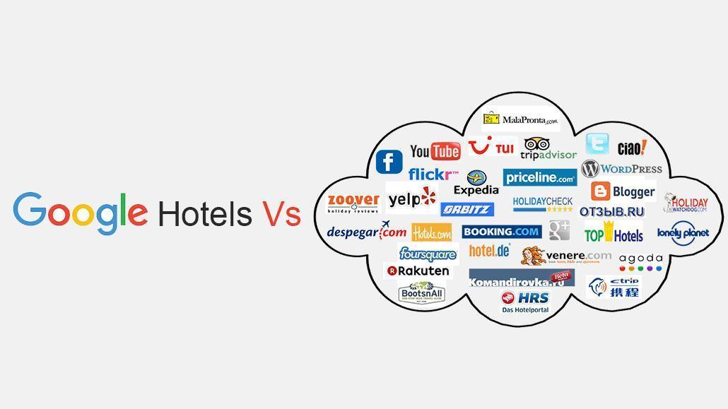 Sự khác nhau giữa Google Hotels và OTAs