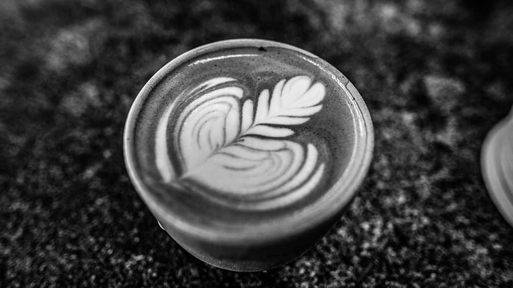 Latte Art có từ khi nào?