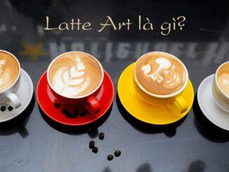 Latte Art là gì?