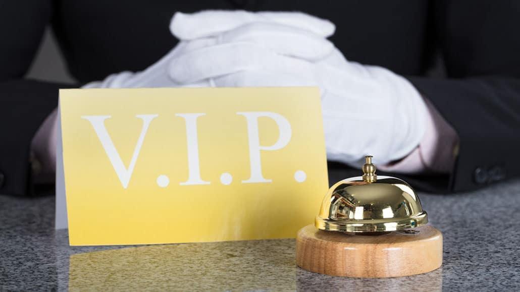Vai trò của VIP trong khách sạn