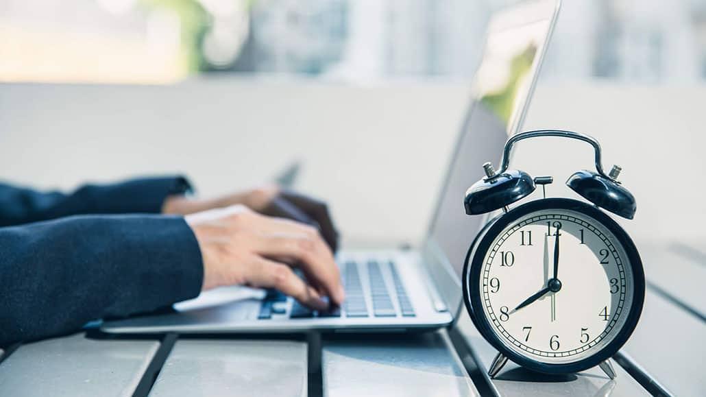 Cách quản lý thời gian cho dân văn phòng