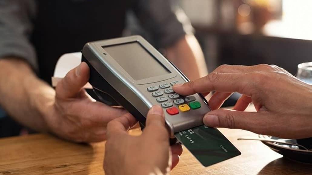 Cách quẹt thẻ