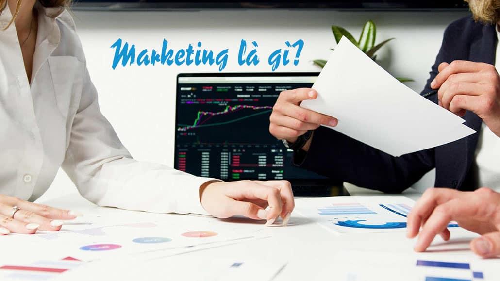 Nhân viên Marketing là gì?