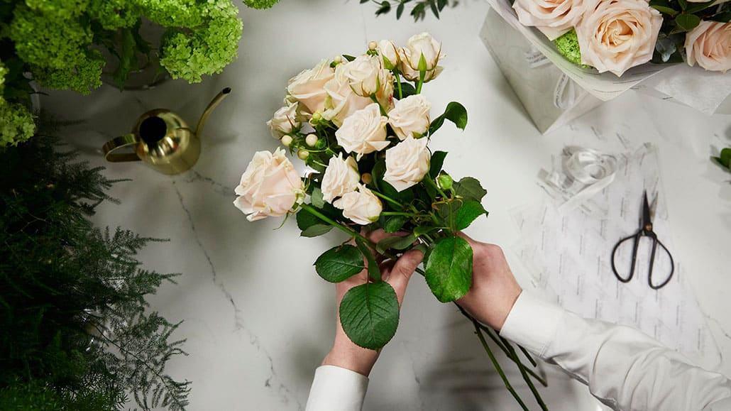 Yêu cầu đối với nhân viên Florist