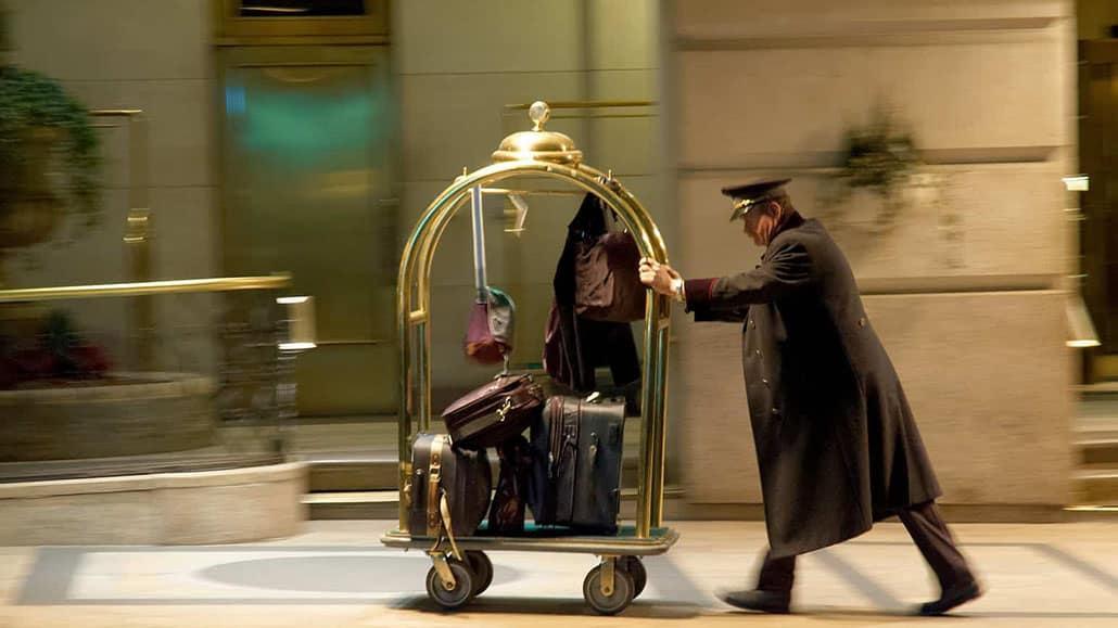 Công việc Bellman khách sạn