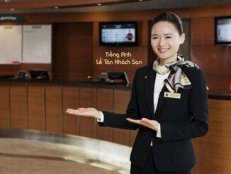 Tiếng Anh lễ tân khách sạn