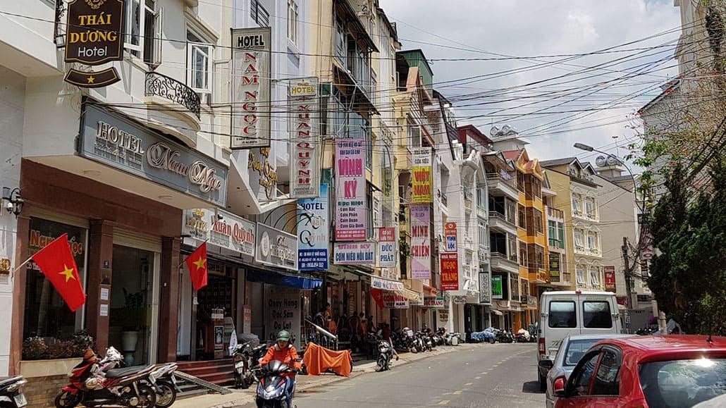 Nhiều khách sạn Đà Lạt đóng cửa dừng hoạt động