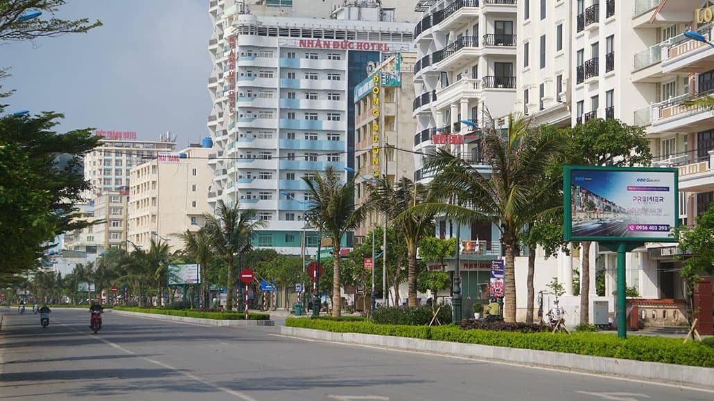 Tình hình kinh doanh khách sạn tại TP biển Sầm Sơn