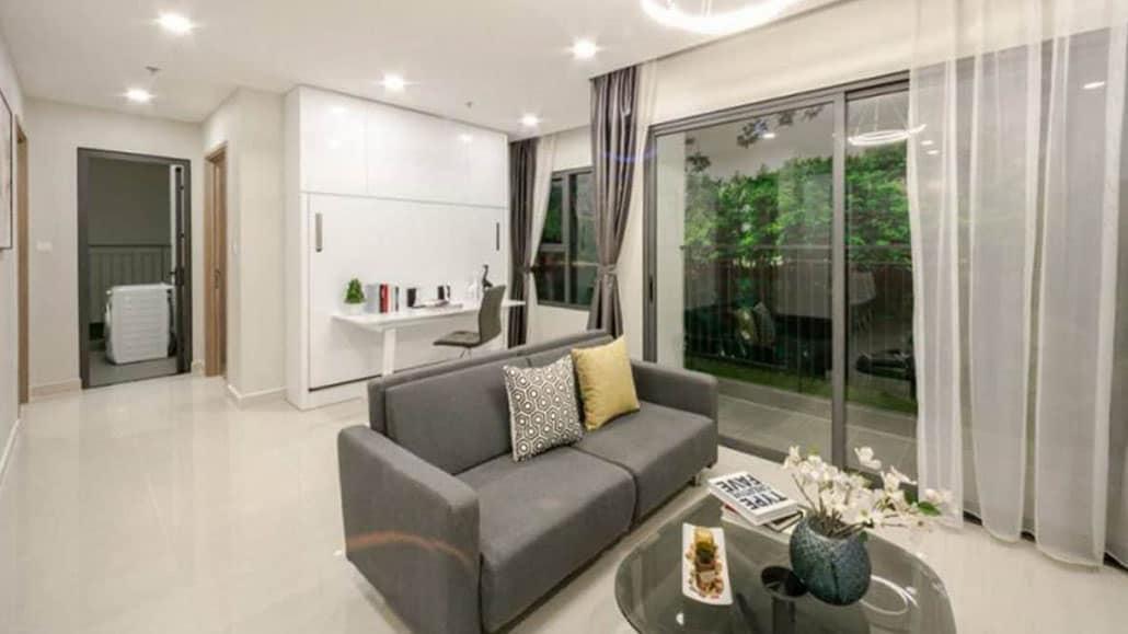 Giá căn hộ tại Vinhomes Smart City