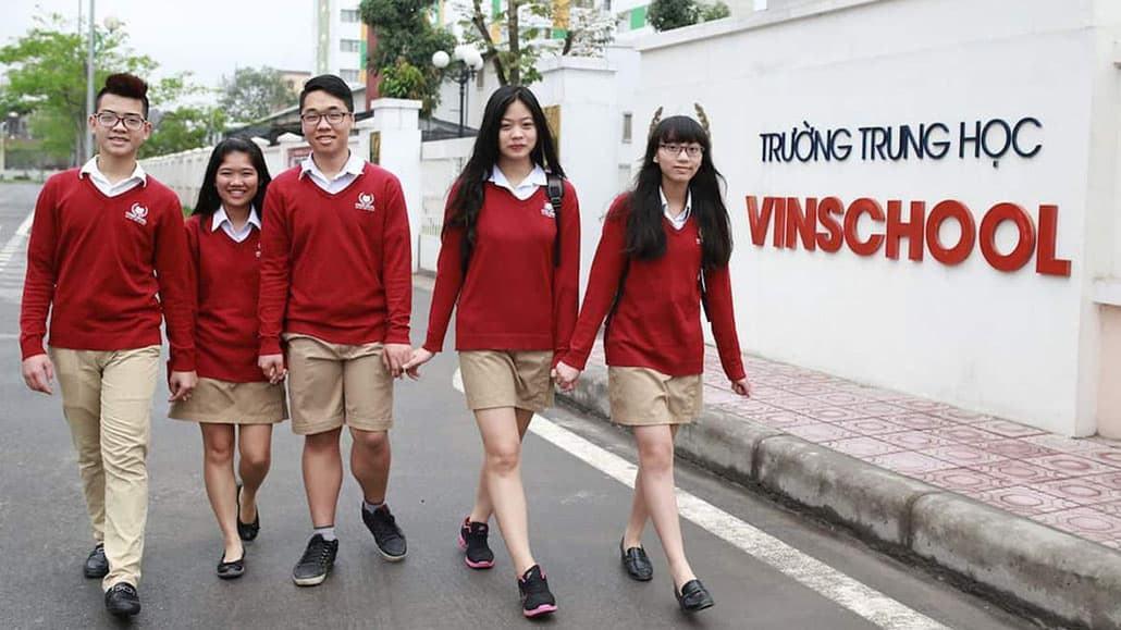 Trường liên cấp Vinschool